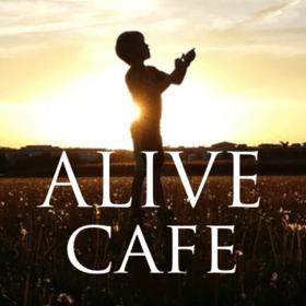 働く女性の気づきの場「ALIVE Cafe」の団体ロゴ