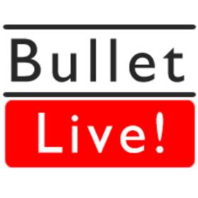 Bullet LIVE!の団体ロゴ