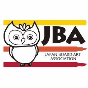 一般社団法人 日本ボードアート協会の団体ロゴ