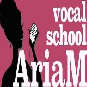 ボイストレーニング・ボーカルスクールAriaM(アリアム)の団体ロゴ
