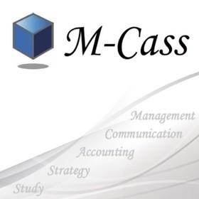ビジネススクールM-Cassの団体ロゴ