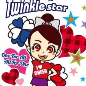 チアダンス教室☆Twinkle star☆の団体ロゴ