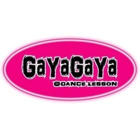 GaYaGaYaダンススクールの団体ロゴ