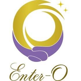 おもろい ヒト・モノ・コトを繋ぎたい Enter-Oの団体ロゴ