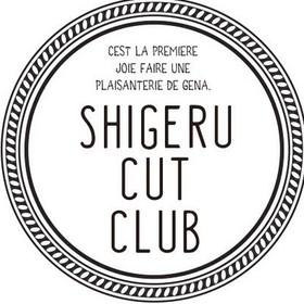 shigeru cut clubの団体ロゴ