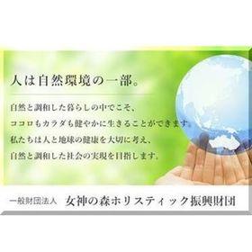 一般財団法人 女神の森ホリスティック振興財団の団体ロゴ