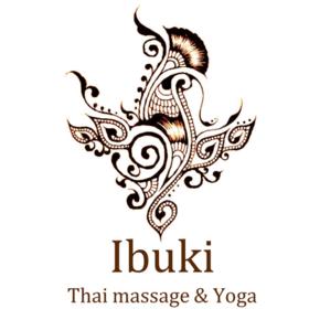 タイ古式マッサージ&ヨガIbukiの団体ロゴ