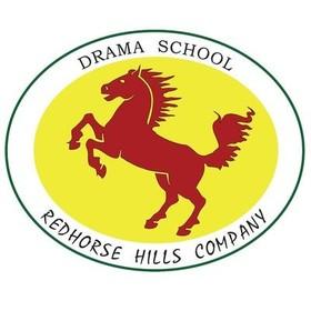 ドラマスクール・レッドホースヒルズの団体ロゴ