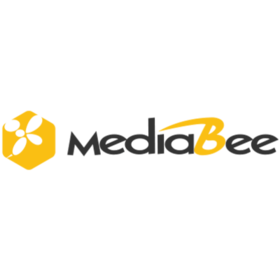 メディア・ビーの団体ロゴ