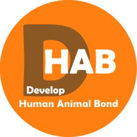 ペットのことならD-HABの団体ロゴ