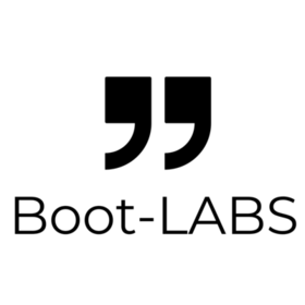 Boot-LABSの団体ロゴ