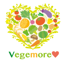 ベジモア食育協会の団体ロゴ