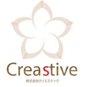 株式会社クリエスティヴの団体ロゴ