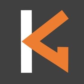 レーザータグコミュニティ「K-LASH」の団体ロゴ