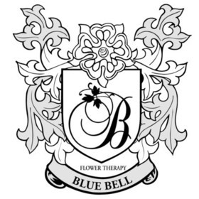 BlueBellフラワーセラピーアカデミーの団体ロゴ
