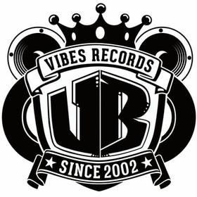 VIBESRECORDSの団体ロゴ