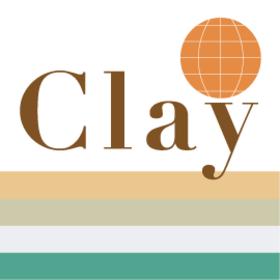 国際クレイセラピー協会の団体ロゴ