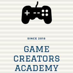 ゲームクリエイターズアカデミーの団体ロゴ