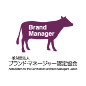 一般財団法人ブランド・マネージャー認定協会の団体ロゴ