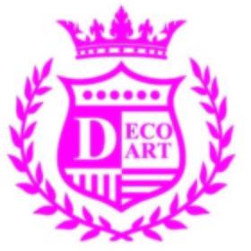 デコアートスクールの団体ロゴ