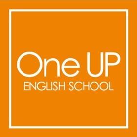ワンナップ英会話の団体ロゴ