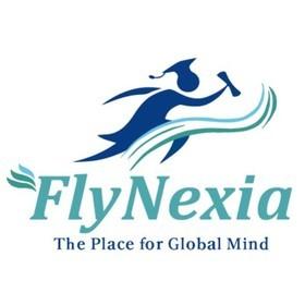 FlyNexiaの団体ロゴ