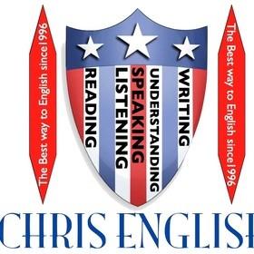 クリス式発音英会話CMEPSの団体ロゴ
