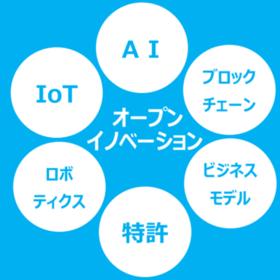 ITブルーオーシャンラボの団体ロゴ