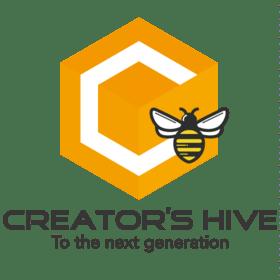 CreatorsHiveの団体ロゴ