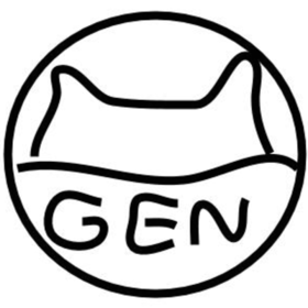 経理を学ぶ「株式会社GEN」の団体ロゴ