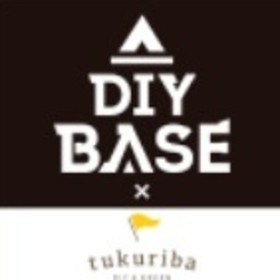 DIY BASE~博多~×tukuribaの団体ロゴ