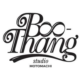 スタジオ ブーサングの団体ロゴ