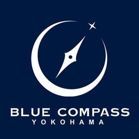 女性の起業・学びを応援する女性専用コワーキングスペース・女子専用学習塾「ブルーコンパス」の団体ロゴ