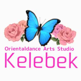 ベリーダンス教室 「StudioKelebek 」の団体ロゴ