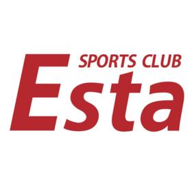 カラダはずむ「スポーツクラブエスタ」の団体ロゴ