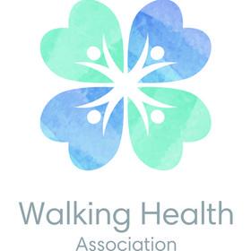 ウォーキングヘルス協会の団体ロゴ