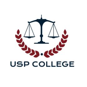 USP COLLEGEの団体ロゴ