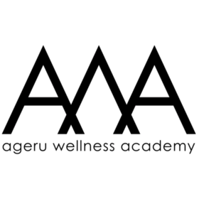 あげるウェルネスアカデミーの団体ロゴ