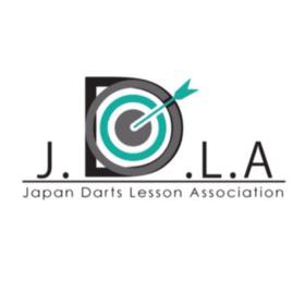 日本ダーツレッスン協会の団体ロゴ