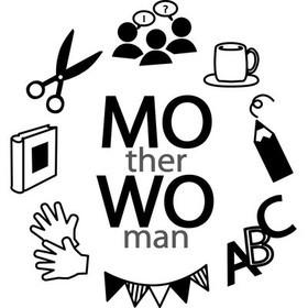 ママのための子連れでお稽古MOWOの団体ロゴ