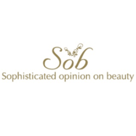 プロが伝えるヘア&メイクスクール「SOB株式会社」の団体ロゴ