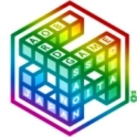 社団法人ボードゲームの団体ロゴ
