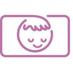 一般社団法人ニューボーンフォト協会の団体ロゴ