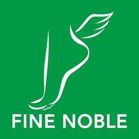 足喜ぶ靴屋 FINE NOBLE ファインノーブルの団体ロゴ