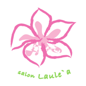 salon   Laule`a      パーソナルカラー & メイク     の団体ロゴ