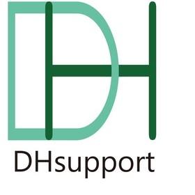 DHサポートの団体ロゴ