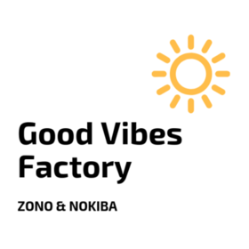 Good Vibes Factoryの団体ロゴ