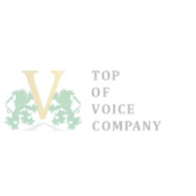 声があなたを引き出すTOVCボイスメソッドの団体ロゴ