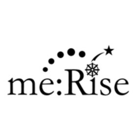 「me:Rise(ミライズ)」の団体ロゴ