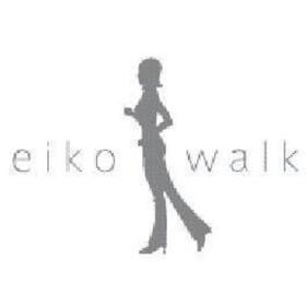 骨盤ウォーキング教室のeikowalk(エイコウォーク)の団体ロゴ